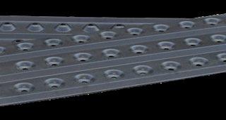 Plaque à sable en aluminium T MAX