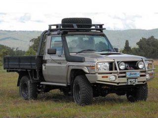 Snorkel Toyota 71, 73, 75, 78 &79 Series Landcruiser