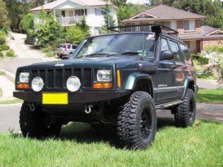 Snorkel Jeep Cherokee