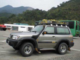 Snorkel Nissan Patrol Y61 1997-2004