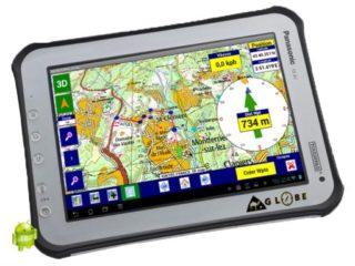 GLOBE Tablette 10 Panasonic