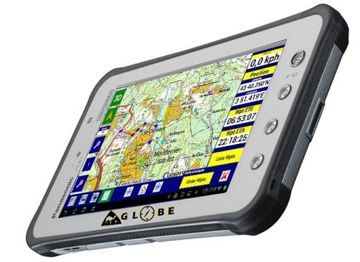 GLOBE Tablette 7 Panasonic
