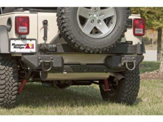 Porte-chocs arrière OMIX Jeep jk avec porte-roue