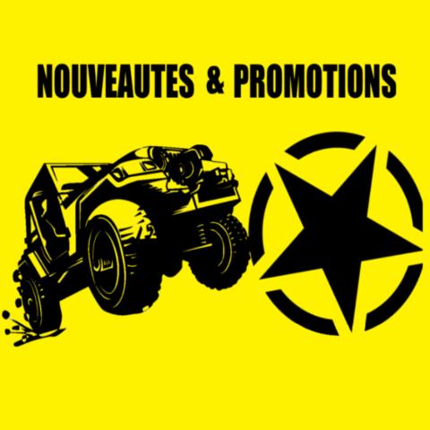 Nouveautés & Promotions